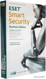 Антивирус Eset Box Smart Security Business Edition
