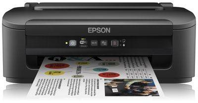Принтер Epson Workforce WF-2010W Wi-Fi Black
