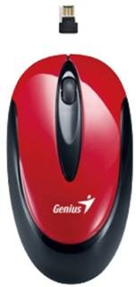 Мышка Genius Traveler 6010 Wireless Red USB