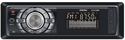 Авторесивер Digital DCA-050W белый (без диска)