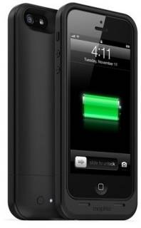 Mophie Juice Pack Plus до iPhone 5 black