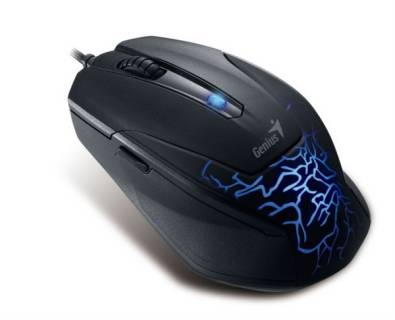 Мышка Genius X-G500 USB Gaming 31010163101