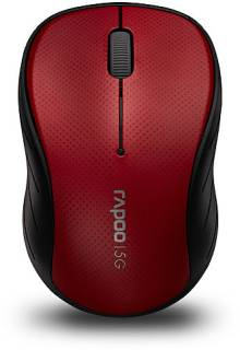 Мышка Rapoo Bluetooth 3000 Red