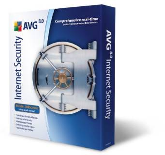 Антивирус Grisoft AVG Internet Security