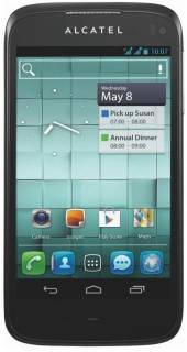 Смартфон Alcatel One Touch 997D Ardesia