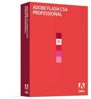 Графический пакет Adobe Creative Suite 4 Flash Professional
