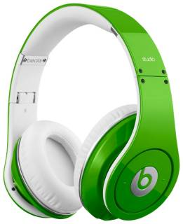 Наушники Beats Studio Green 848447000746