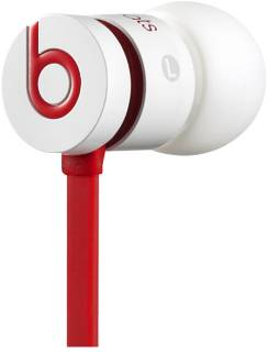 Наушники Beats urBeats Gloss White 848447001576