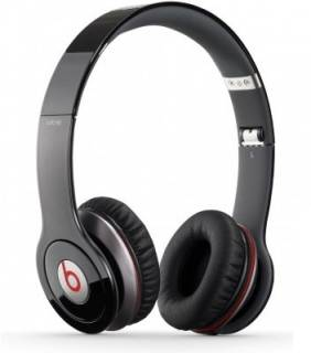 Наушники Beats Solo HD High Definition On-Ear Headphones with ControlTalk (Black) 900-00011-03