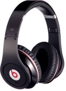 Наушники Beats by Dr. Dre Studio High Definition Powered Isolation Headphones(Black) 900-00022-03