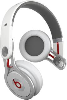 Наушники Beats BY DRE MIXR  DAVID GUETTA ON-EAR - White 900-00032-03