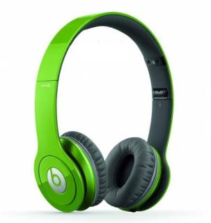 Наушники Beats Solo HD High Definition On-Ear Headphones with ControlTalk (Green) 900-00062-03