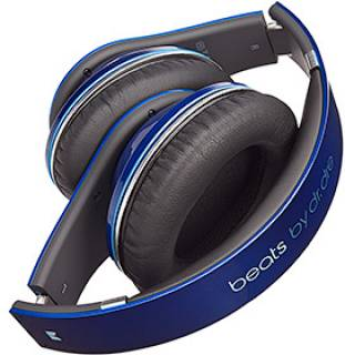 Наушники Beats by Dr. Dre Studio High Definition Powered Isolation Headphones(Blue) 900-00069-03