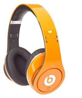 Наушники Beats by Dr. Dre Studio High Definition Powered Isolation Headphones (Orange) 900-00071-03