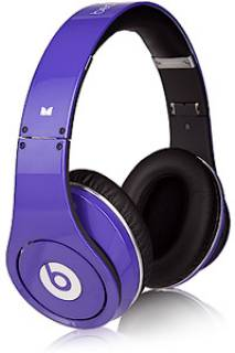 Наушники Beats by Dr. Dre Studio High Definition Powered Isolation Headphones (PURPLE) 900-00072-03