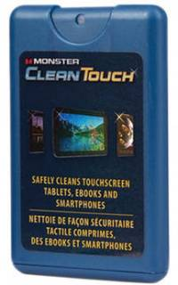 Средство Monster CleanTouch for Touchscreen Tablets, eBooks and Smartphones MNO-132802-00
