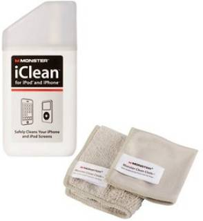 Средство Monster iClean iPhone and iPod Screen Cleaner v2 Cleaning kit MNS-123978-00