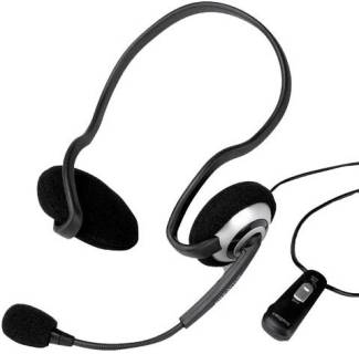 Наушники Creative HEADSET HS390 51MZ0305AA005