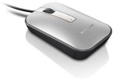 Мышка Lenovo MOUSE USB OPTICAL M60 GRAY 888013401