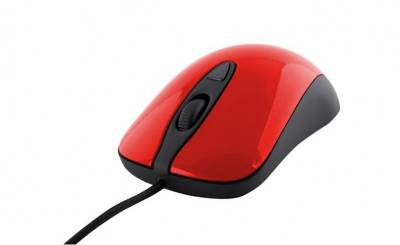 Мышка SteelSeries Kinzu Optical RED 62014