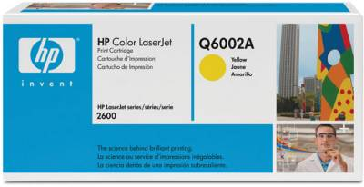 Картридж HP Color LaserJet Q6002A