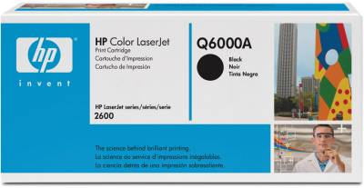 Картридж HP Color LaserJet Q6000A