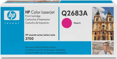 Картридж HP Color LaserJet Q2683A