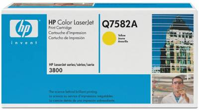 Картридж HP Color LaserJet Q7582A