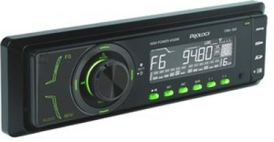 Авторесивер Prology CMU-500U Black Green