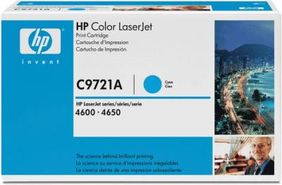 Картридж HP Color LaserJet C9721A