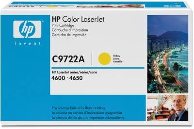 Картридж HP Color LaserJet C9722A