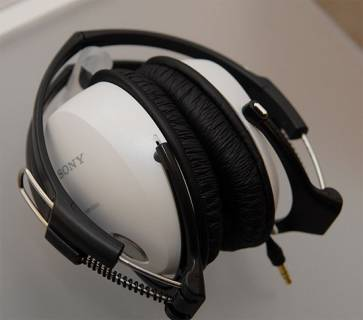 Наушники Sony MDR MDR-D333LW white