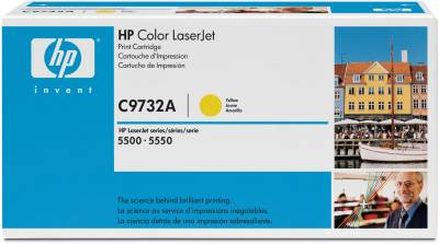 Картридж HP Color LaserJet C9732A