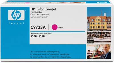 Картридж HP Color LaserJet C9733A