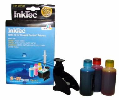 Чернила HP HPC9369 Refill Kit for cartridge HPI-6069P