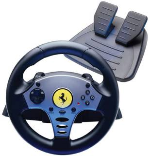 Игровой контроллер ThrustMaster Universal Challenge PS3/ PS2/ PC/ GameCube 4060048