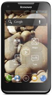 Смартфон Lenovo IdeaPhone S880i Black
