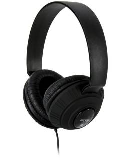 Наушники TDK MP100 OVER-EAR HEADPHONES-ESSENTIALS-DJ STYLE BLACK (t61814)