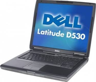 Ноутбук Dell Latitude D530 D531X540X2N120VB
