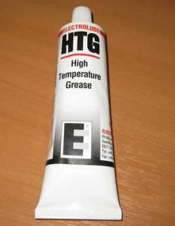 Katun Electrolube High-Temperature Grease, HTG50TN 50ml 11015539