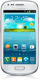 Смартфон Samsung I8190 Galaxy S III Mini metallic silver i8190
