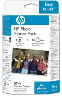 Картридж HP Photo Starter Pack 57 Q7942AE