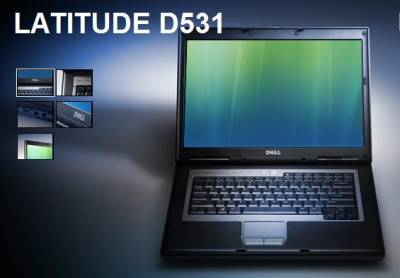 Ноутбук Dell Latitude D531 D531WTK57X1N120DS
