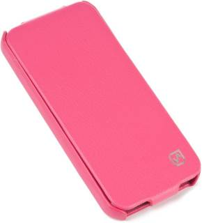 HOCO iPhone 5 - Duke series HI-L012 (Rose Red) HI-L012 Rose Red