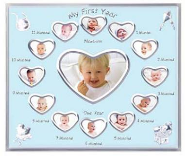 EVG P collage10x15  8821B 12 month T8821-N (25X30CM)
