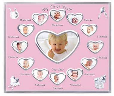 EVG P collage10x15  8821P 12 month T8821-P (25X30CM)