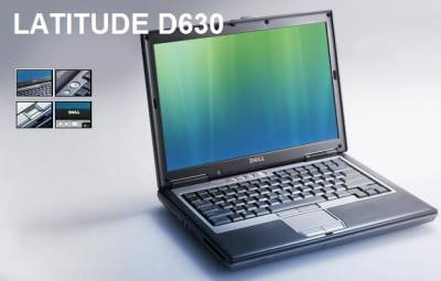 Ноутбук Dell Latitude D630 D630P930D4N160DS