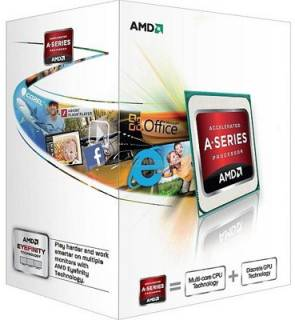 Процессор AMD A4-4000 AD4000OKHLBOX