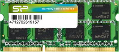 Оперативная память Silicon Power So-Dimm DDR3 8Gb 1333MHz CL9 SP008GBSTU133N02
