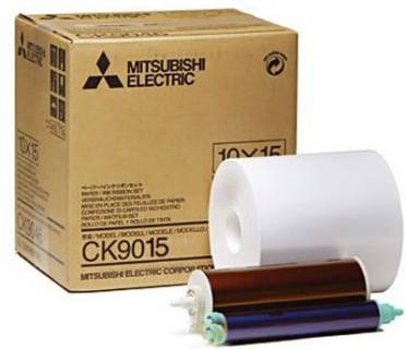Mitsubishi CK9015 (F) Colour Paper pack 168072